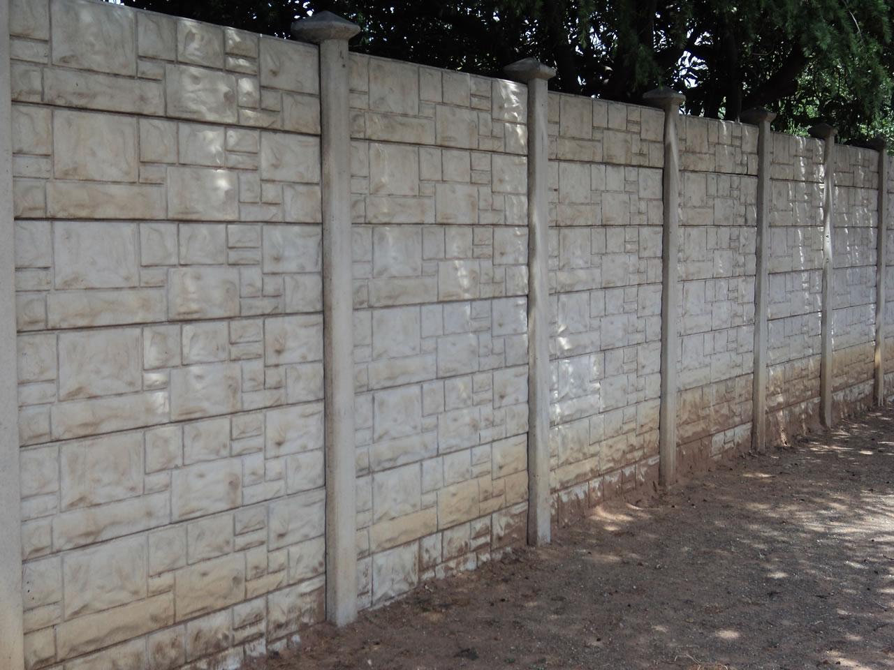 Rainbow concrete precast concrete walls since 1982 - Precast concrete fences ...