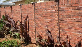 Precast Concrete Walls – Face Brick Finish